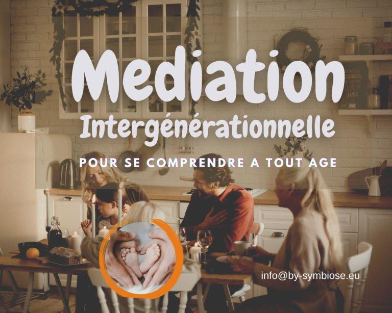 MEDITATION INERGENERATIONNELLE